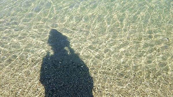 おととしの海